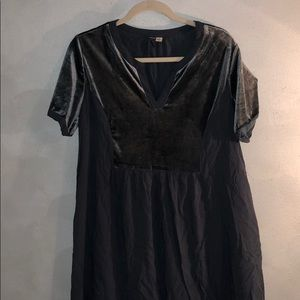 Smock/babydoll dress